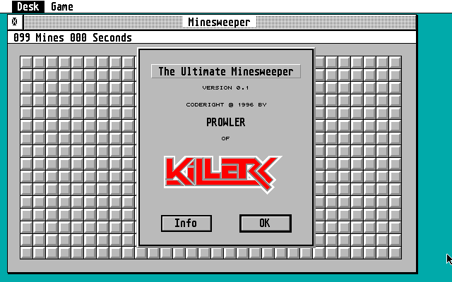 Ultimate Minesweeper (The)